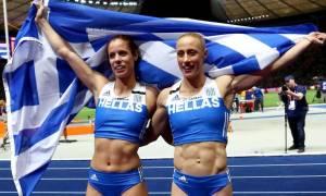Ευρωπαϊκό Στίβου: Χρυσό η Στεφανίδη, ασημένιο η Κυριακοπούλου στο επί κοντώ! (vids)
