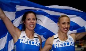 Στίβος: Τα συγχαρητήρια του πολιτικού κόσμου για τις επιτυχίες των Στεφανίδη - Κυριακοπούλου (vid)