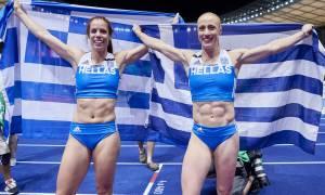 Ευρωπαϊκό πρωτάθλημα στίβου: Ο θρίαμβος των Στεφανίδη και Κυριακοπούλου σε 15 κλικ (photos)