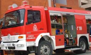 Θρίλερ στη Θεσσαλονίκη: Βρέθηκε απανθρακωμένο πτώμα μέσα σε αυτοκίνητο