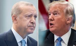 Νέο «χτύπημα» Τραμπ σε Ερντογάν: Διπλασιάζει δασμούς σε χάλυβα και αλουμίνιο - Τι ζήτησε ο σουλτάνος