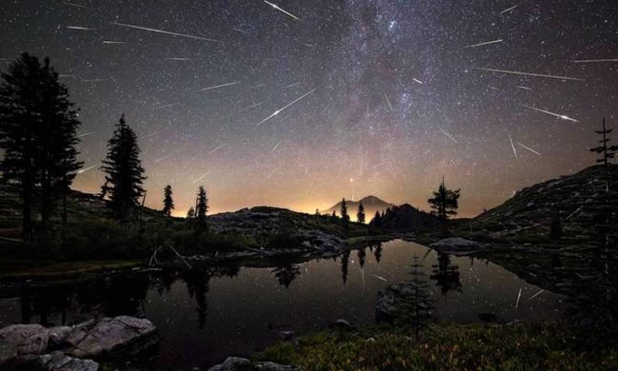 Περσείδες: Θεαματική «βροχή» αστεριών το βράδυ της Κυριακής (12/08)