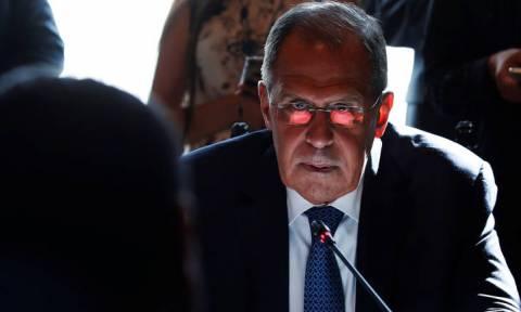 Λάβρος… Λαφρόφ σε Πομπέο για τις νέες αμερικανικές κυρώσεις κατά της Ρωσίας