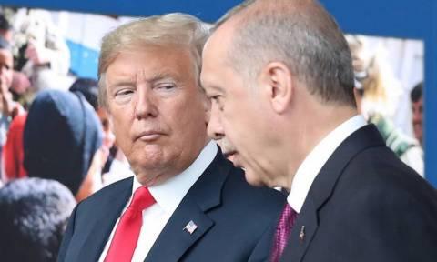 Αυτά είναι τα έξι «αγκάθια» στις σχέσεις ΗΠΑ - Τουρκίας