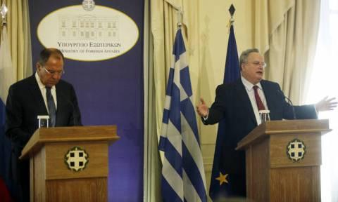 Греция отозвала посла из Москвы
