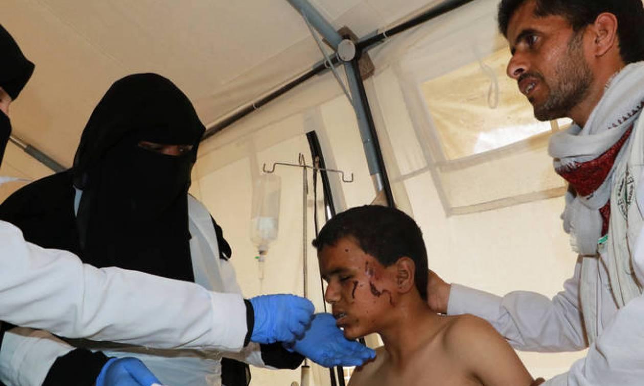 Χωρίς τέλος η φρίκη στην Υεμένη: «Τουλάχιστον 40 τα νεκρά παιδιά» από την επίθεση στο λεωφορείο