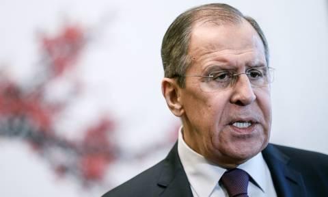 Лавров заявил Помпео о категорическом неприятии новых антироссийских санкций США