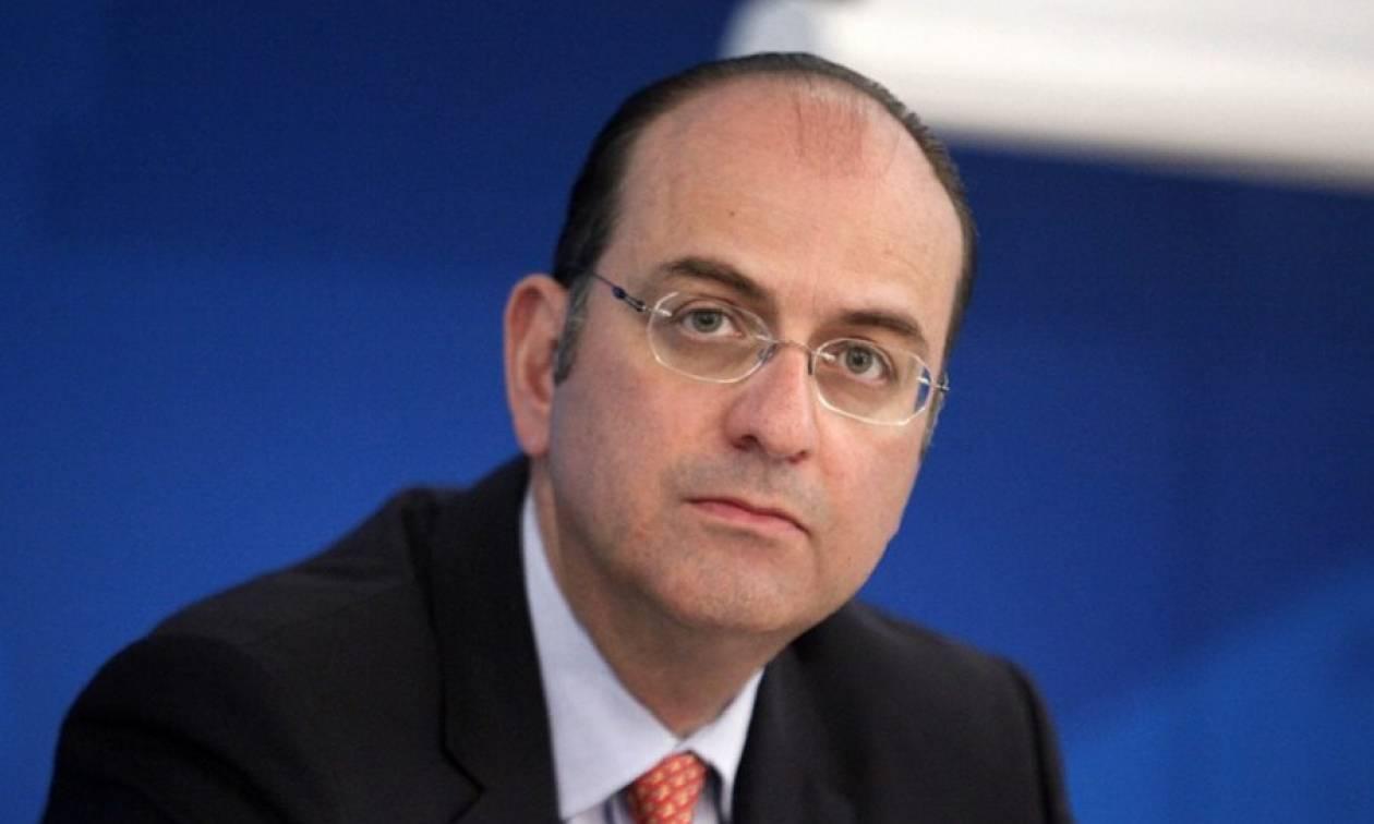Λαζαρίδης: Δεν μπορεί ο κ. Τσίπρας να απαλλαγεί από το στίγμα μιας εκατόμβης