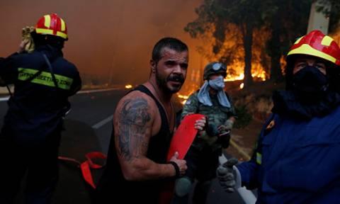 В Греции число погибших в результате пожаров достигло 94 человек