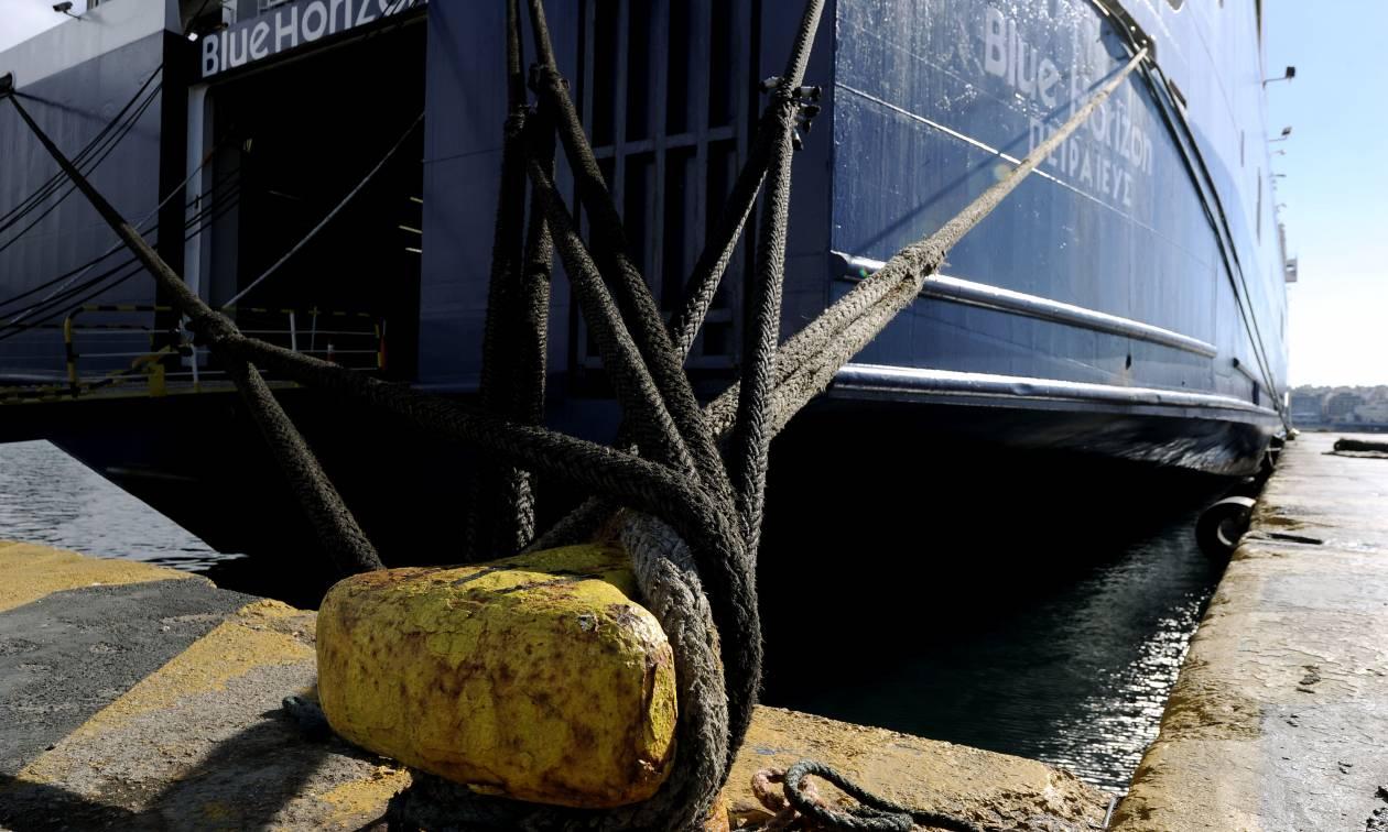 ΠΝΟ: Δείτε πότε θα μείνουν δεμένα τα πλοία στα λιμάνια
