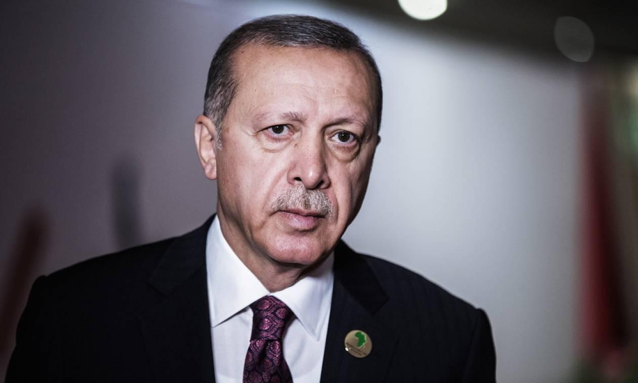 Προκλητικός Ερντογάν: Μπήκαμε στην Κύπρο για να αποτρέψουμε τη σφαγή Τούρκων από Ελληνοκύπριους