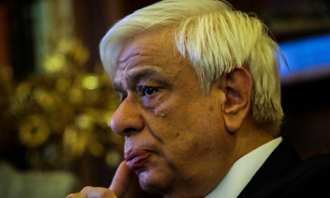 Παυλόπουλος: Το δικαστήριο της ιστορίας δεν πρόκειται να μας συγχωρήσει διχόνοιες και διχασμούς