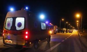 Θανατηφόρο τροχαίο στην Θεσσαλονίκης – Σερρών