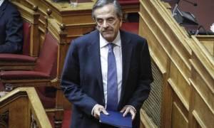 Αντώνης Σαμαράς: Ως εδώ η χυδαιότητα και η πολιτική αλητεία του ΣΥΡΙΖΑ