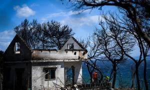 Φωτιά - Αποκάλυψη: Αυτές είναι οι 36 περιοχές της Αττικής που κινδυνεύουν να καούν σαν το Μάτι