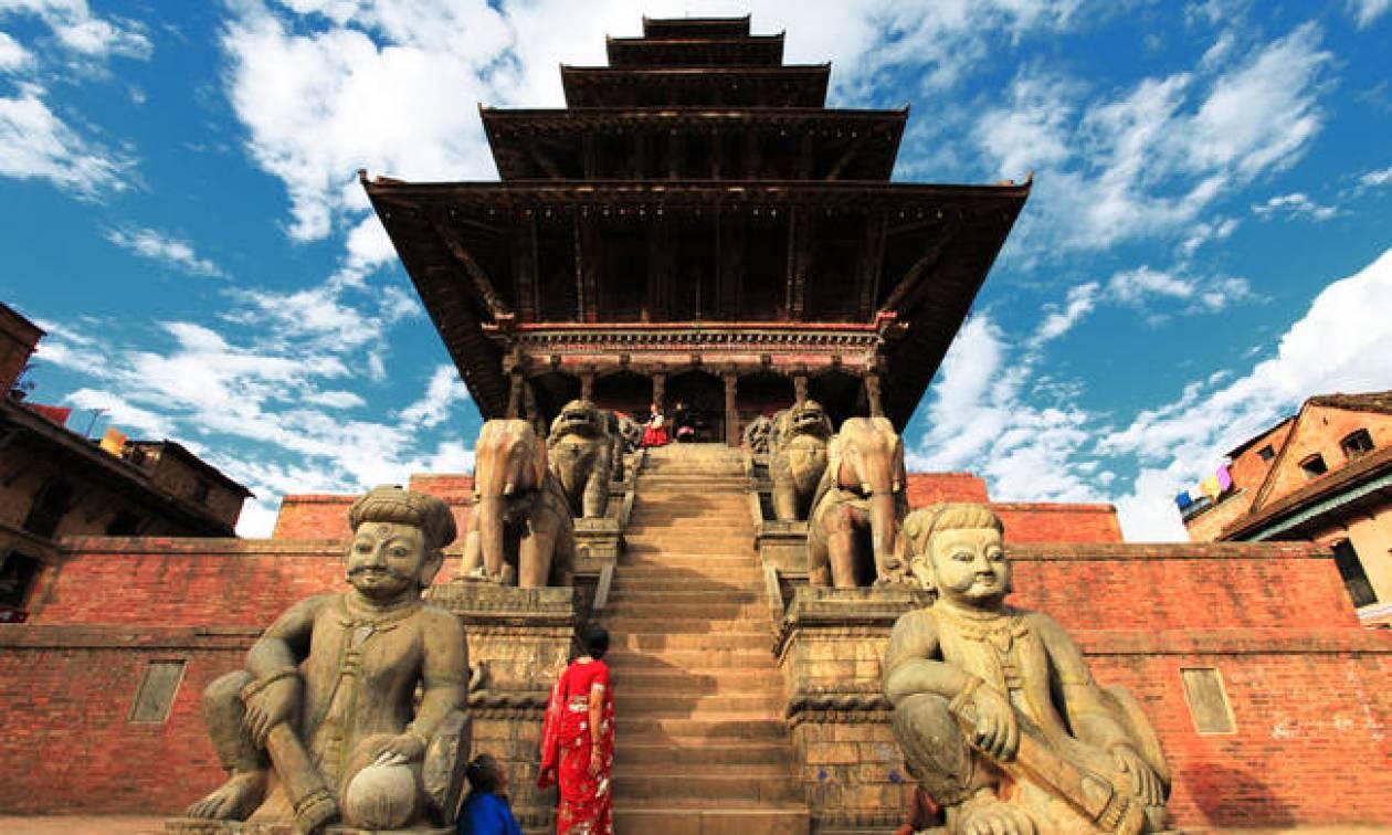 Τρέλα για τον Παναθηναϊκό και στο... Νεπάλ (photo)