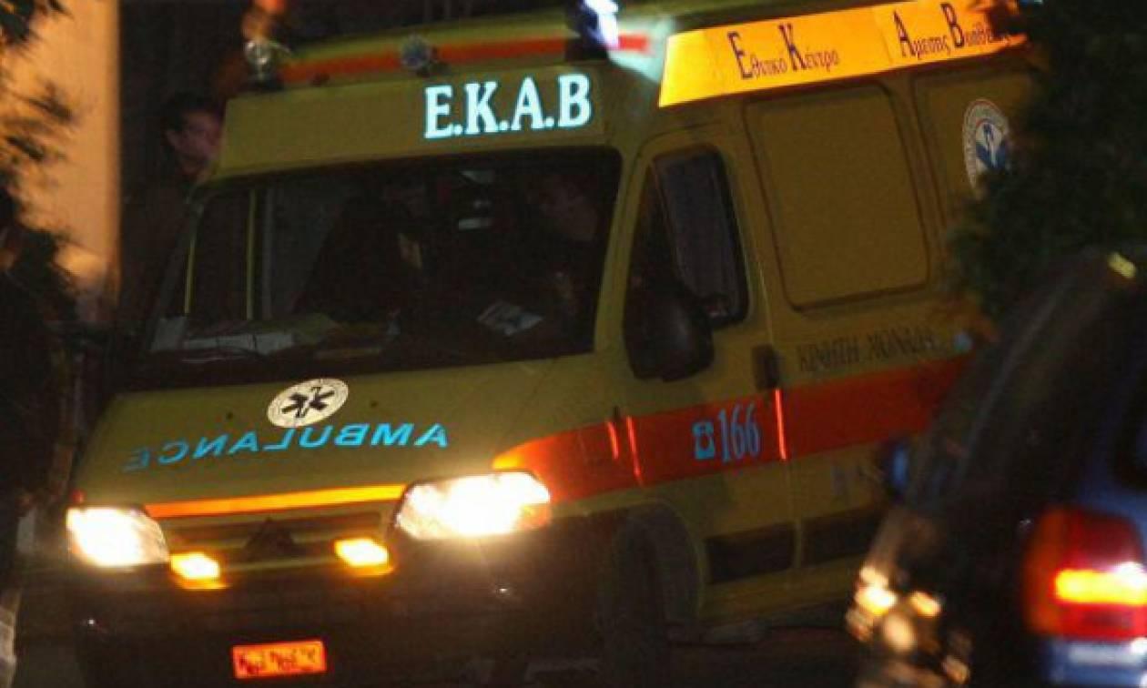 Τραγωδία στη Λαμία:  Άνοιξε την πόρτα και βρήκε νεκρό τον αδερφό του