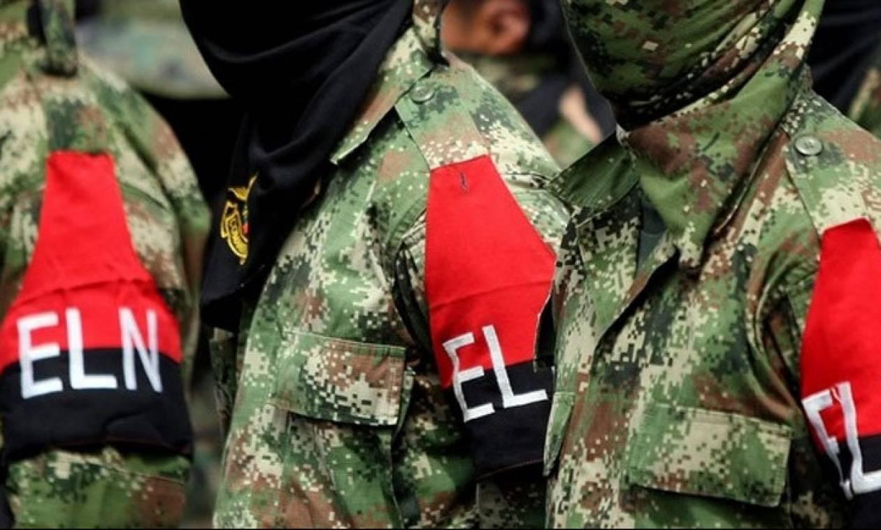 Κολομβία: Εντάλματα σύλληψης σε βάρος ηγετικών στελεχών του ELN