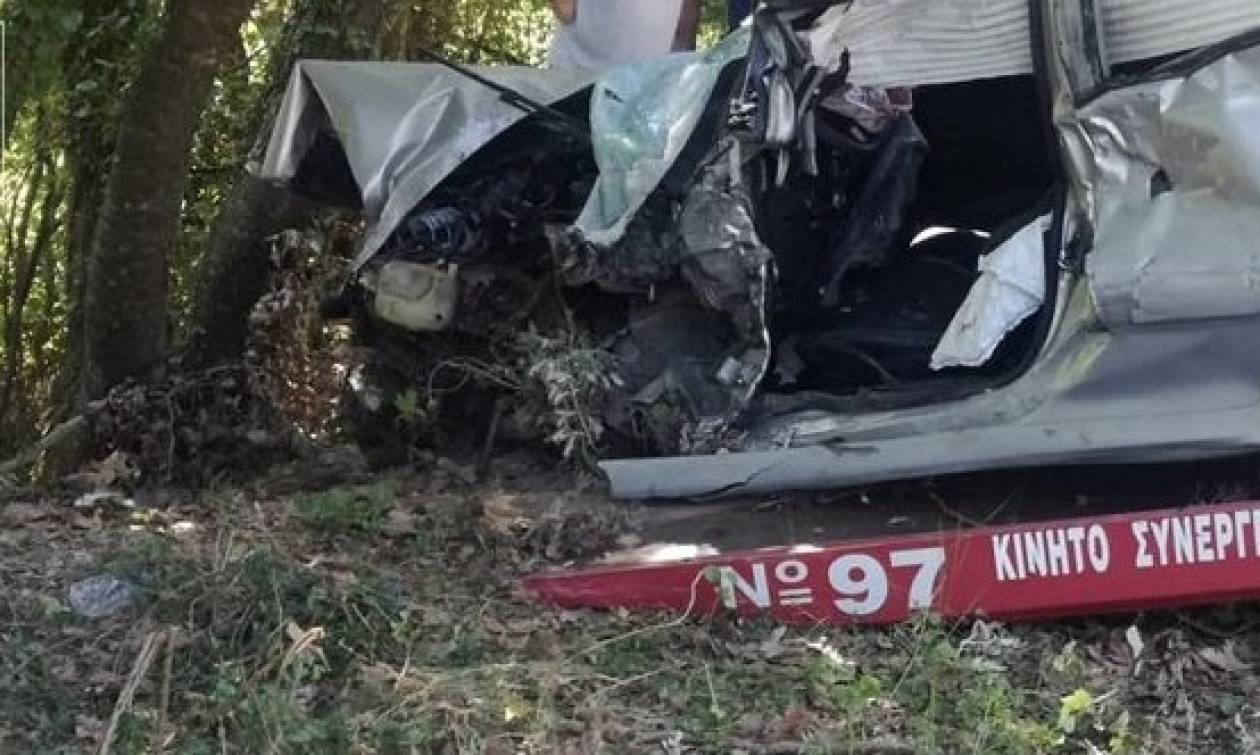 Τραγωδία στο Αγρίνιο: Νεκρός σε τροχαίο 22χρονος