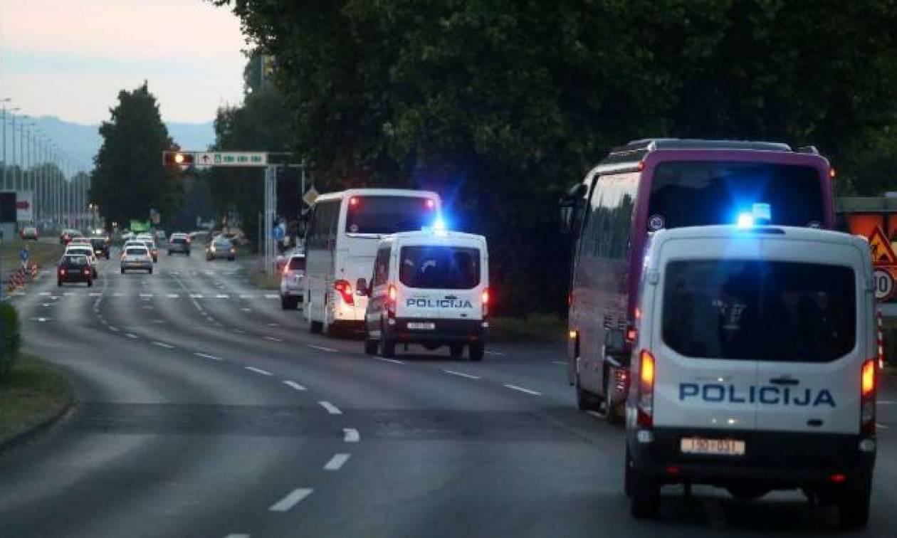 Κροατία: Νεκροί βρέθηκαν σε δασική περιοχή δύο πρόσφυγες