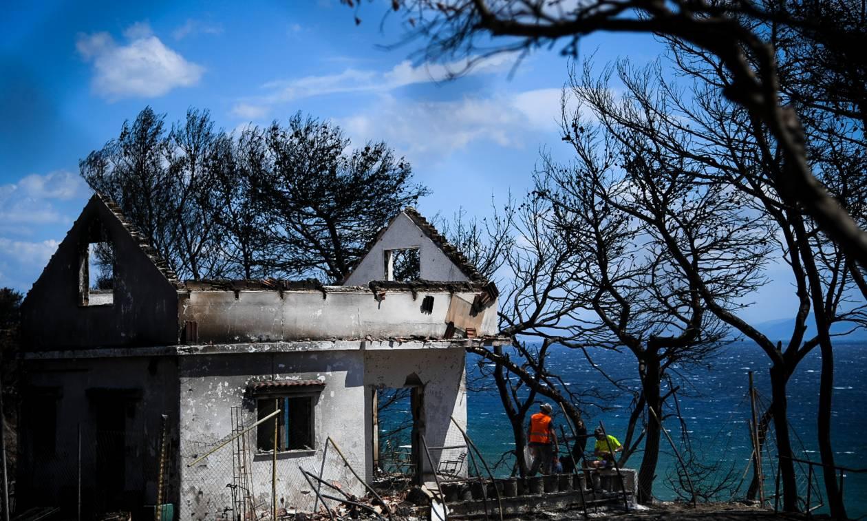 Φωτιά Μάτι: Έρχονται ποινικές διώξεις με ονοματεπώνυμο για τη τραγωδία με τους 94 νεκρούς