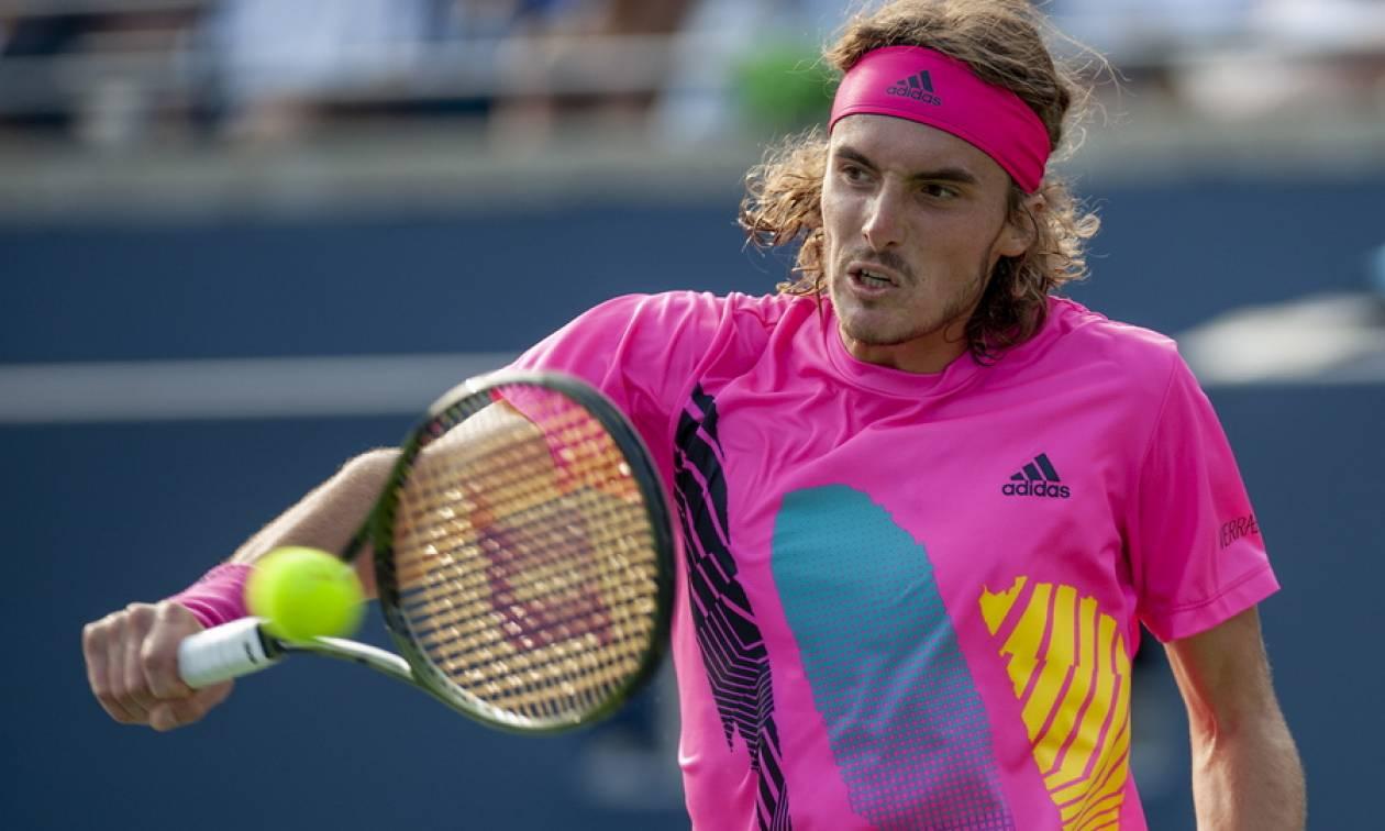 Στέφανος Τσιτσιπάς: Άγγιξε το όνειρο κι «εκτοξεύθηκε» στο Νο 15 της παγκόσμιας κατάταξης στο τένις