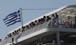 Μηχανική βλάβη σε πλοίο εν πλω - Ταλαιπωρία για 870 επιβάτες