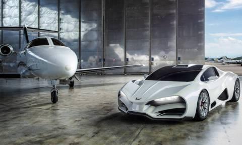 Αυτοκίνητο: Υπάρχει αυστριακό super car; Υπάρχει και λέγεται… Milan Red