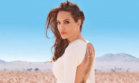 Δήλωση που σοκάρει: Η Angelina Jolie αποκάλυψε το νέο σοβαρό πρόβλημα υγείας της
