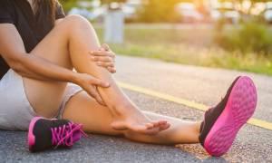 Πέντε τρόποι να μειώσετε τους μυϊκούς πόνους μετά τη γυμναστική