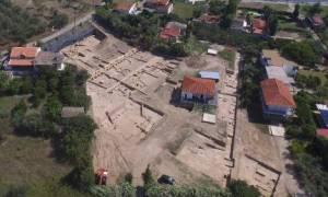 Κρυμμένος «θησαυρός» στην Εύβοια: Σπουδαία ευρήματα στο ιερό της Αμαρυσίας Αρτέμιδος (pics)