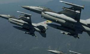 «Σουρωτήρι» ξανά το Αιγαίο: Παραβιάσεις από οπλισμένα τουρκικά μαχητικά