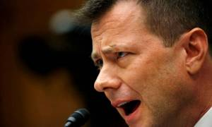 Απολύθηκε ο πράκτορας του FBI που έστελνε μηνύματα κατά του Τραμπ