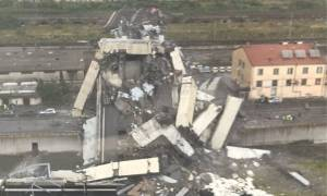 Γένοβα: Τουλάχιστον 30 οι νεκροί από την κατάρρευση της αερογέφυρας - Ανάμεσά τους κι ένα μωρό