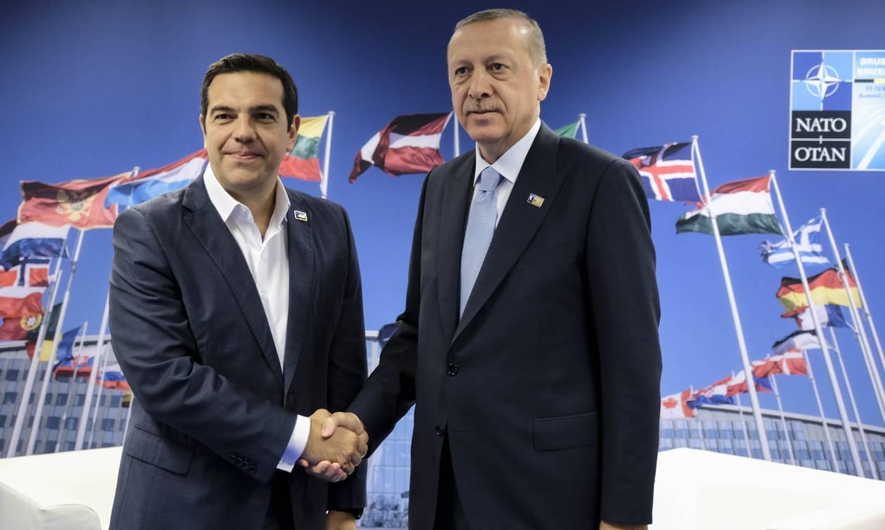 Έλληνες στρατιωτικοί: Η φράση - «κλειδί» του Τσίπρα μετά το τετ-α-τετ με τον Ερντογάν στις Βρυξέλλες
