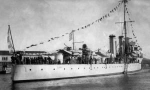 Σαν σήμερα το 1940 το καταδρομικό «Έλλη» τορπιλίζεται από τους Ιταλούς στην Τήνο