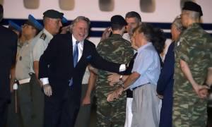 Έλληνες στρατιωτικοί - Κατρούγκαλος: Είναι μια νέα στιγμή για τις σχέσεις μας με την Τουρκία (Vid)