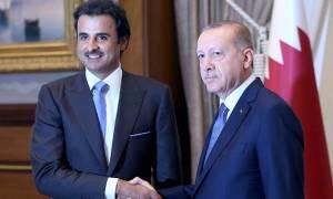 Φιλί... ζωής στην Τουρκία από το Κατάρ