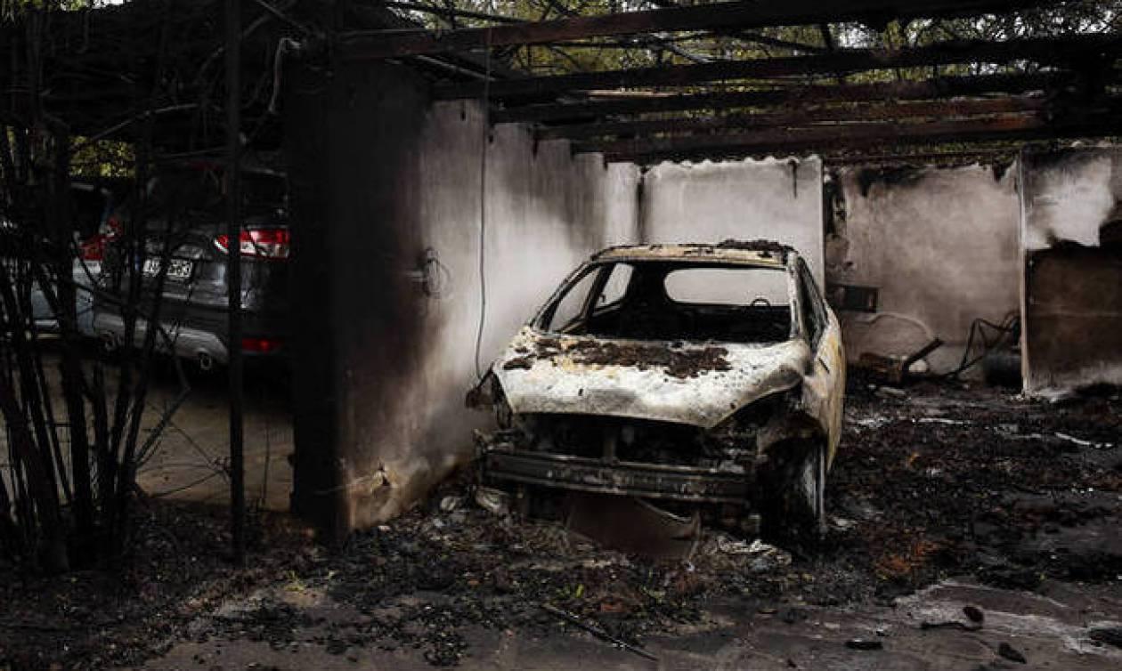 Φωτιά Μάτι - Συγκλονιστική μαρτυρία: Με σπασμένο πόδι, μπουσούλαγα να μην με κάψει η φωτιά