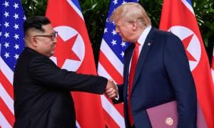 ΗΠΑ: Στη σωστή κατεύθυνση οι συνομιλίες για την αποπυρηνικοποίηση της Β. Κορέας