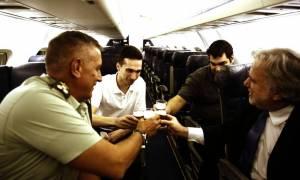 Έλληνες στρατιωτικοί: «Ανάσα» και ικανοποίηση από την επιστροφή τους στην Ελλάδα