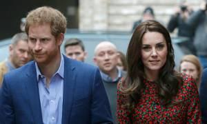 Μόλις έγινε γνωστό το πώς αποκαλεί ο πρίγκιπας Harry την Kate Middleton