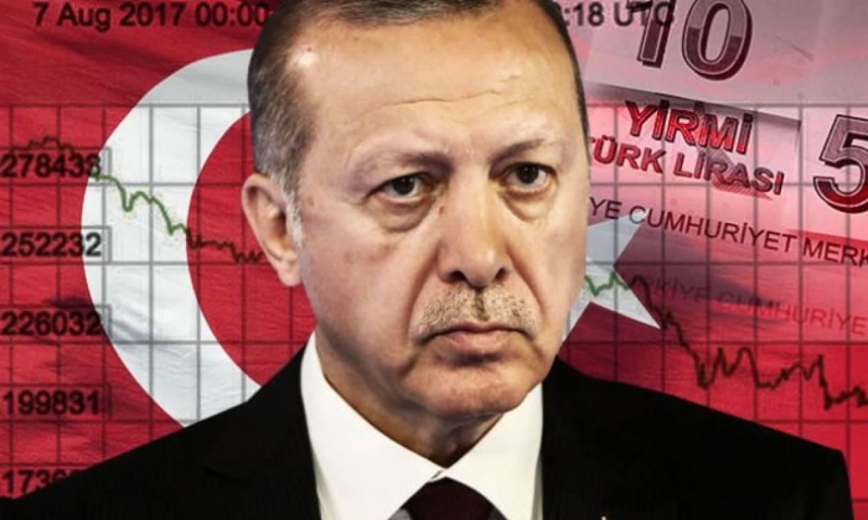 Σε «τεντωμένο σχοινί» η τουρκική οικονομία: «Αρνούμαστε τη βοήθεια του ΔΝΤ»
