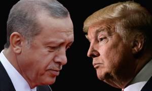 «Έξαλλος» ο Τραμπ με τον Ερντογάν: «Δεν αποδείχθηκε καλός φίλος»