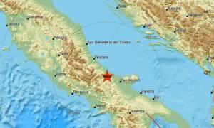Νέος ισχυρός σεισμός χτύπησε την Ιταλία