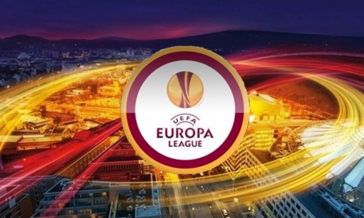Europa League: Η Μπέρνλι αντίπαλος του Ολυμπιακού - Αυτά είναι τα ζευγάρια των play off