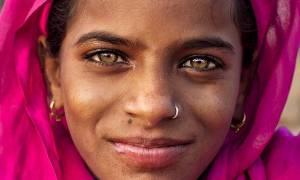 Τα υπέροχα πορτραίτα μικρών παιδιών στο Rajastan της Ινδίας που κόβουν την ανάσα (pics)