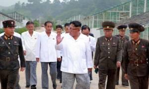 Κιμ Γιονγκ Ουν: Ληστρικές οι κυρώσεις σε βάρος της Βόρειας Κορέας