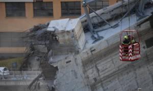 Γένοβα: Πανεπιστημιακή μελέτη είχε προειδοποιήσει από το 2017 για τη γέφυρα Μοράντι
