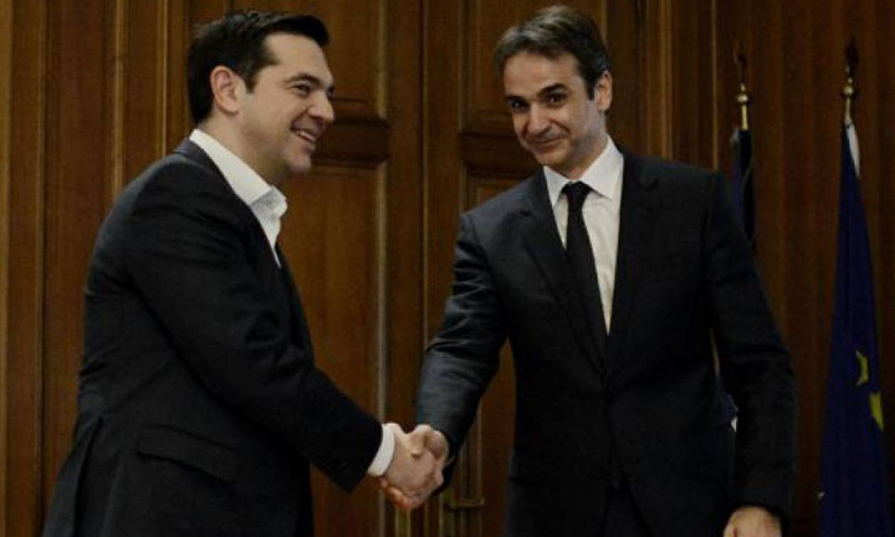 Αποκάλυψη: «Στις Βρυξέλλες εξετάζουν συγκυβέρνηση ΣΥΡΙΖΑ - ΝΔ»!